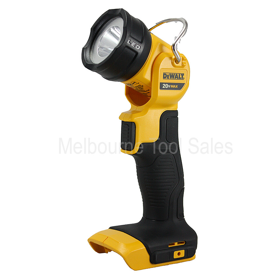 Dewalt Dcl040 18v 20v Led Flashlight Torch Work Light