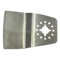 MULTI TOOL STAINLESS STEEL RIGID SCRAPER BLADE SUITS MAKITA BOSCH FEIN MILWAUKEE AND MORE