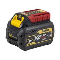 DEWALT DCB546 18V / 54V 6.0AH LITHIUM - ION XR FLEXVOLT BATTERY