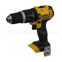 DEWALT DCD785 18V XR COMPACT 2 SPEED DRILL WITH HAMMER FUNCTION