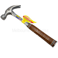 ESTWING E20C LEATHER GRIP CURVED CLAW SMOOTH FACE HAMMER