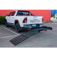 MOBILITY SCOOTER WHEELCHAIR CARRIER ATV RAMP TRAILER