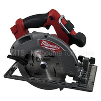 Milwaukee18V Brushless Fuel Cordless Circular Saw 7 1/4 185mm 2731-20 / M18CCS6