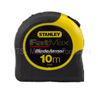 Stanley Fatmax 33-829 10m Tape Measure Blade Armour 10 Metre X 32 Mm