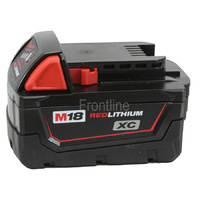 Genuine Original Milwaukee M18 18V 3.0 Ah Battery 48-11-1828 / M18BX