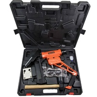 Secret Nailer Flooring Stapler Floor Board Gun 3 in 1 25-50mm includes case