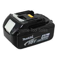 Makita Bl1840 18V 4.0ah Li-Ion Battery with LED Charge Level Indicator