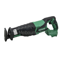 Hitachi 18V Cordless Reciprocating Saw CR18DGL