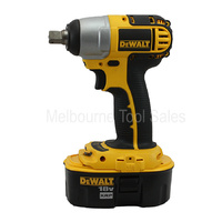 Dewalt 18V XRP 1/2 Inch Impact Wrench Nano Base - DC820 DC820B With 18V Ni-Cd Battery DC9096