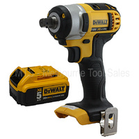 "DEWALT DCF880 18V 20V MAX Lithium Ion CORDLESS 1/2"" IMPACT WRENCH With DCB205 5.0 AH Battery"