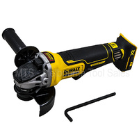 "Dewalt 18V Brushless Grinder 125mm 5"" Paddle switch - DCG406"