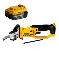 Dewalt DCG412 18/20v Max* Lithium Ion Slide Type 125 Mm Angle Grinder With DCB182 4.0ah Battery