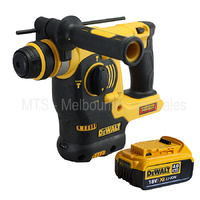 Dewalt DCH253 18v Xr Li-Ion Heavy Duty 3 Mode Cordless SDS Hammer Drill With DCB182 Battery