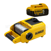 Dewalt DCL060 18v / 20v Max Cordless Led Work / Area Light With DCB184 Battery