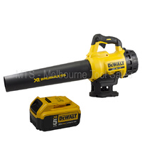 Dewalt Dcm562 / Dcbl720 18V / 20V Xr Brushless Cordless Blower With 5 Ah Dcb184 Battery