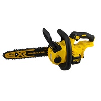 Dewalt 18V Brushless Cordless Compact Chainsaw 30Cm Bar - Dcm565