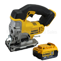 Dewalt 18V /  20V Cordless Jigsaw Dcs331 Li-Ion With Dcb182 4.0 Ah Battery