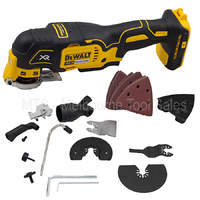 Dewalt Dcs355 18V 20V Max Xr Cordless Brushless Oscillating Multi Tool With Accessories Kit
