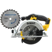 "Dewalt 18V / 20V Cordless Circular Saw DCS391 Slide Type 6-1/2"" with Bonus Blade"