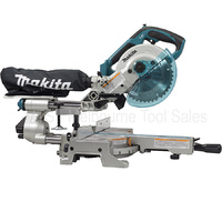 Makita Dls713z / Bls713z 18v Cordless Lith - Ion 190mm Slide Compound Mitre Saw