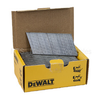 Dewalt Brad Nails 63Mm X 16G Angled Galv To Suit Dcn660, Dc618 And Paslode 16H