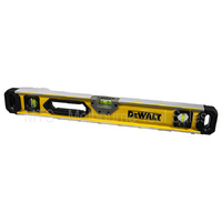 "Dewalt DWHT43025 BOX BEAM SPIRIT LEVEL MAGNETIC - 24"" / 60cm"