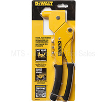 Dewalt DWHTMR77C Heavy Duty Swivel Head Riveter / Rivet Gun Made In Taiwan