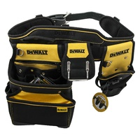 Dewalt Tool Belt / Nail Bag Heavy Duty Pouch Full Rig DWST1-75552