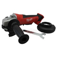 Milwaukee M18 Hd18ag125 18v Lith Ion Cordless 125mm Angle Grinder