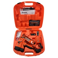 Paslode 16G Angled Finishing fixing Nail Gun 2 Batteries IM250A Li 902400