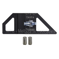 Track Saw Square For Festool Makita Rail Guides - Insta Railsquare with Dogs