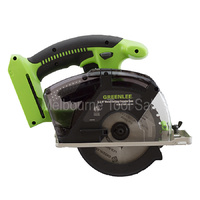 Panasonic Ey4542 / Greenlee Lcs-144 14.4V Metal / Wood Cordless Circular Saw Made In Japan