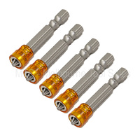 PH2 Impact Ready Magnetic Screw Bits with Depth Stop