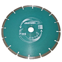 MAKITA Diamak 230mm Segmented Diamond Blade