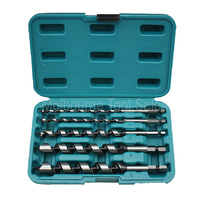 Makita 5 Piece Auger Bit Set With Carry Case
