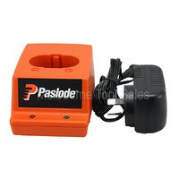 Paslode 900200 Ni-Cd Oval Battery Charger Base Plus 240V MTS Transformer