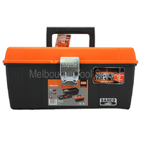 BAHCO PTB201390 39cm/ 15-Inch Toolbox  Tool Box Single Catch