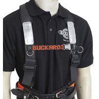 Buckaroo TMHB Shoulder Braces Black