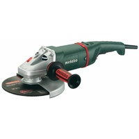 METABO W24-230 230mm 2400W ANGLE GRINDER With Dead Mans Switch