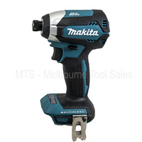 "Makita 18V Brushless Impact Driver Xdt13 / Dtd153 1/4 "" Lith Ion"