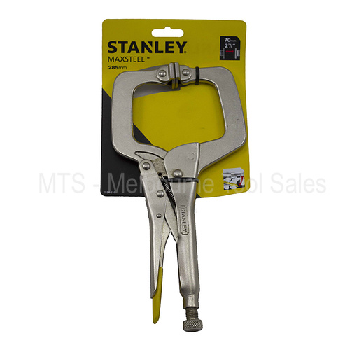 Stanley 0-84-816 Locking Pliers C Clamp 285 Mm