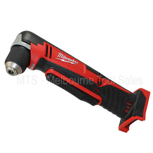 "Milwaukee 18V Cordless Right Angle Drill 2615-20 / C18RAD-0 M18  Lithium-Ion 3/8"" (10mm)"