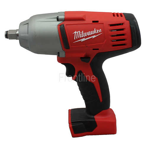 "Milwaukee 18V M18 Cordless 1/2"" High Torque Impact Wrench 2663-20 With Friction Ring"