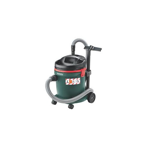 METABO ASA32L 1200w 32 Litre Wet And Dry Dust Extractor Vacuum
