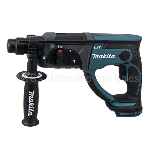Makita DHR202 18v Cordless Lith - Ion SDS Plus Rotary Hammer Drill