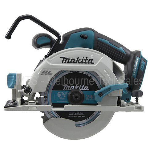 Makita 18v Lxt Cordless Brushless 165mm Circular Saw - Xsh03 / Dhs680