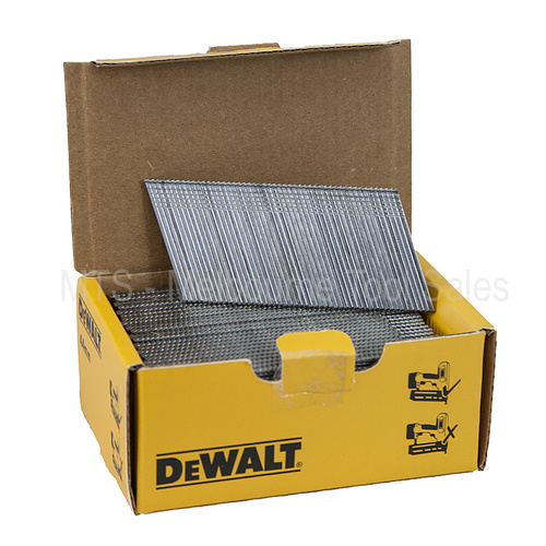 Dewalt DT9902 Nails 44mm X 16g Angled Galv To Suit Dcn660, Dc618 And Paslode 16g Fixing Gun
