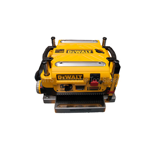 Dewalt Dw735-Xe 330mm Planer Thicknesser 1800w 3 Blade 3mm Cut