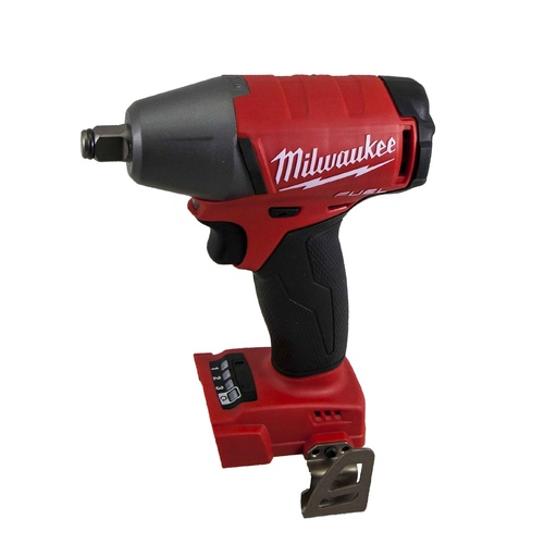"Milwaukee 18V Fuel 1/2"" Cordless Brushless Impact Wrench M18Fiwf12"