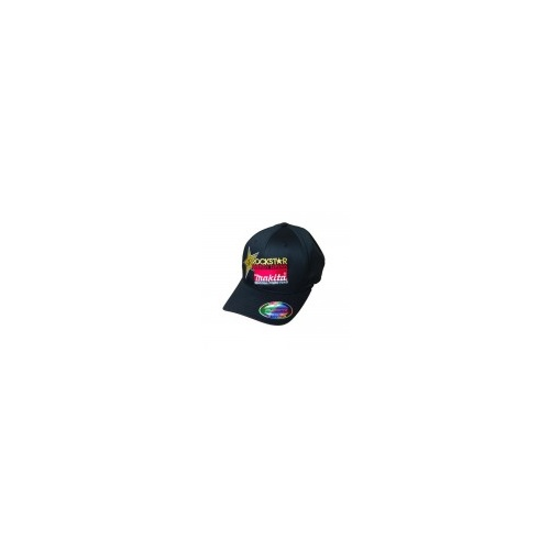 Makita Rockstar New Original Pin Stripe Flexifit Cap